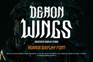 Demon Wings