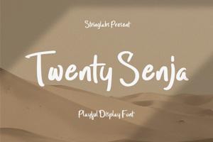 Twenty Senja