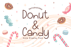 Donut & Candy