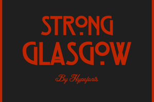 Strong Glasgow