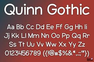 Quinn Gothic