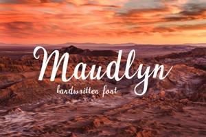 Maudlyn