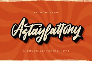 Astayfattony