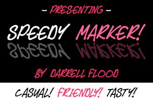 Speedy Marker