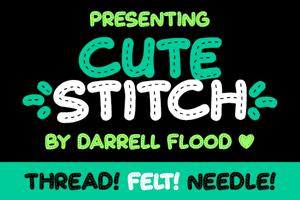 Cute Stitch