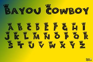 Bayou Cowboy