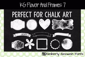 KG Flavor And Frames Seven