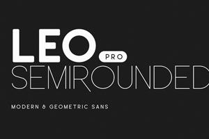 Leo SemiRounded
