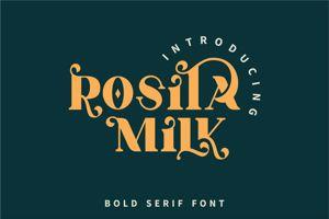 Rosita Milk