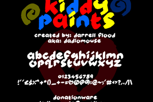 Kiddy Paints
