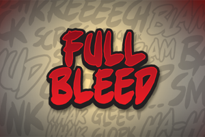 Full Bleed BB