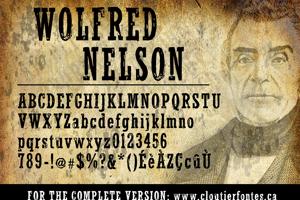 WolfredNelson