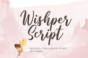 Wishper Script