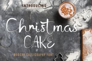 Chrismast Cake