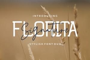 Florita Signature