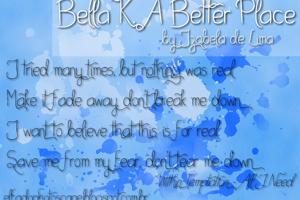 Bella K. A Better Place