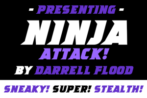 Ninja Attack