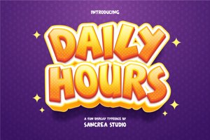 Daily Hours