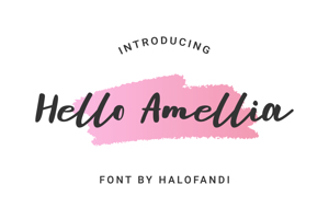 Hello Amellia