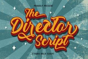 The Director Script