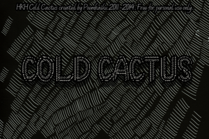 HKH Cold Cactus