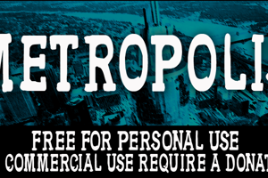 CF Metropolis Serif