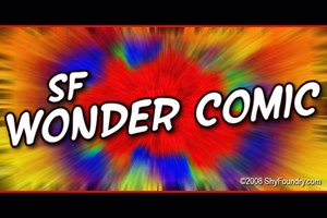 SF Wonder Comic