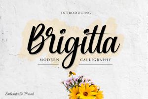 Brigitta Script