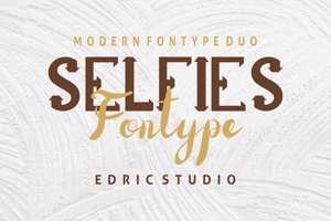 Selfies Serif