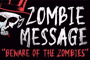 Zombie Message