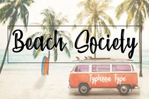 Beach Society