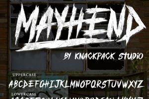 MAYHEND  demo
