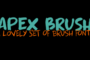 Apex Brush (Demo)