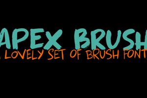 Apex Brush (Demo)