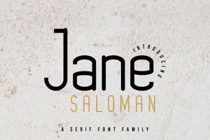 Jane Saloman