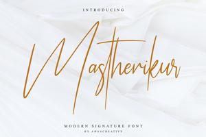 Mastherikur