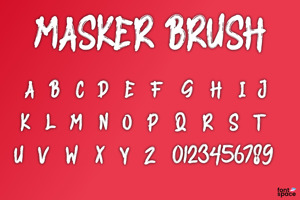 MASKER BRUSH