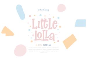 Little Lolla Regular