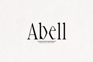 Abell Black