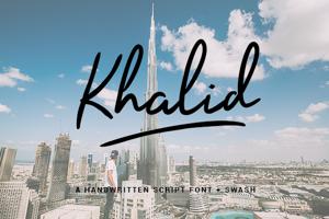 Khalid Personal
