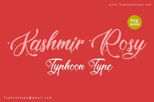 Kashmir Rosy