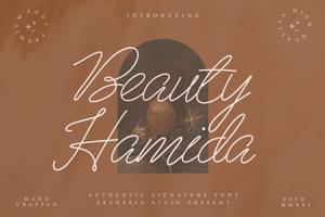 Beauty Hamida