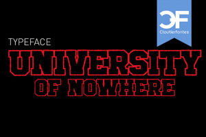 University of Nowhere