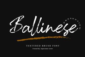 Ballinese