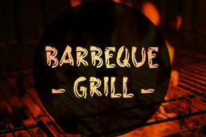 a Barbeque Grill