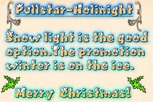 Pullstar-Holinight