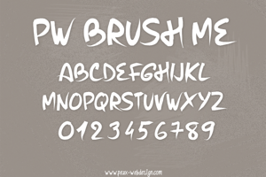 PW Brush Me