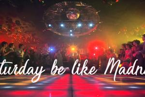 Saturday be like Madness