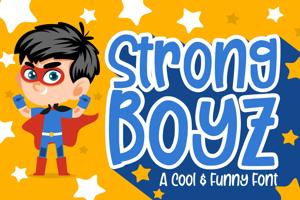 Strong Boyz
