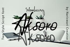 Aksoro Monoline